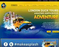 London Duck Tours Discount Codes