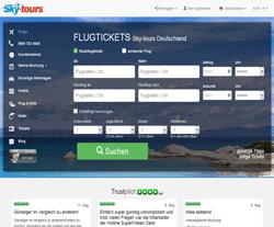 Skytours Voucher Codes