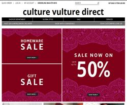 Culture Vulture Discount Codes