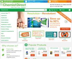 Chemist Direct Voucher Codes