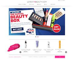Latest In Beauty Discount Codes