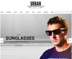 Urban Surfer