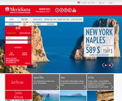 Meridiana Promo Codes
