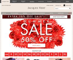 Jacques Vert Discount Codes