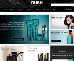 RUSH Shop Discount Codes