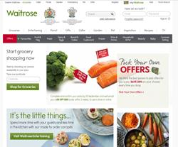 Waitrose Discount Codes