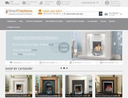 Direct Fireplaces Voucher Codes