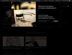 Giorgio Armani Beauty Promo Codes