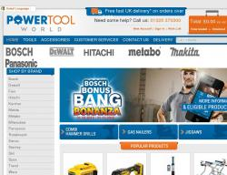 Powertoolworld Discount Codes