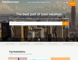 City Discovery Voucher Codes