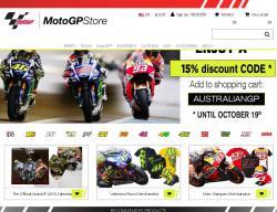 Motogp Store Discount Codes