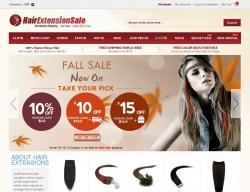 Hair Extension Sale