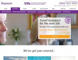 Staysure Travel Insurance Discount Codes