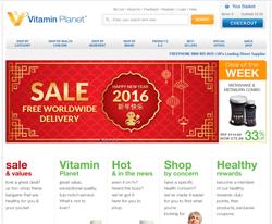 Vitamin Planet Coupons