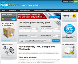 Parcels Please Voucher Codes