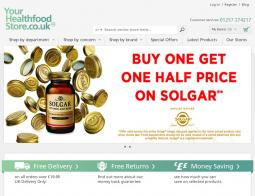 Your Health Food Store Voucher Codes