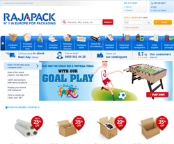 Rajapack Discount Codes
