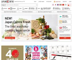 Japan Centre Promo Codes