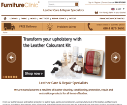 Furniture Clinic Discount Codes