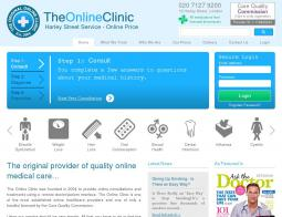 The Online Clinic Discount Codes