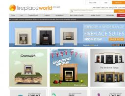 Fireplace World Discount Codes