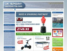 Uk Sport Imports Discount Codes
