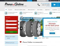 Pneus Online Discount Codes