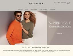 N.peal Discount Codes