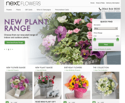 Next Flowers Discount Codes