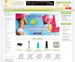 Zest Beauty Discount Codes