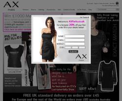 Ax Paris Discount Codes