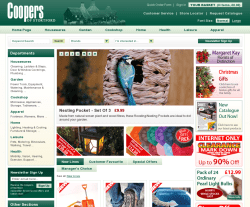 Coopers Of Stortford Discount Codes