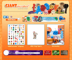 Giant Microbes Coupons