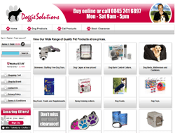 Doggie Solutions Voucher Codes