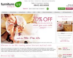 Furniture 123 Discount Codes