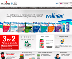 Vitabiotics Discount Codes