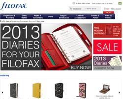 Filofax Discount Codes
