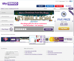 Sky Bingo Promo Codes