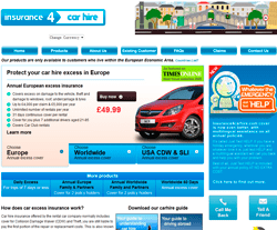Insurance4carhire Discount Codes