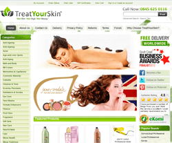 Treat Your Skin Discount Codes