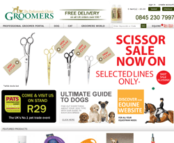 Groomers Discount Codes