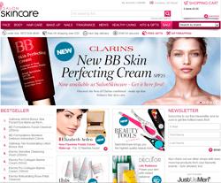 Salon skincare