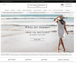 The White Company Discount Codes