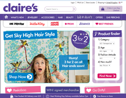 Claire's Discount Codes