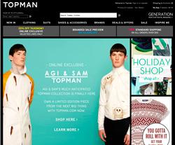 Topman Discount Codes