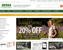 Sierra Trading Post Discount Codes