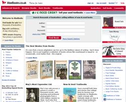 AbeBooks Voucher Codes