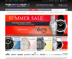 The Watch Hut Discount Codes
