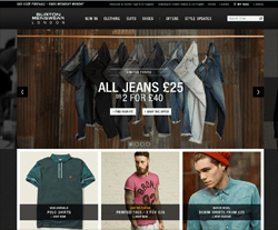 Burton Menswear Discount Codes