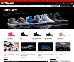 Supra Footwear Discount Codes